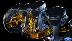 illustration of car engine with lubricant oil on repairing. Concept of lubricate motor oil - Buy this stock illustration and explore similar illustrations at Adobe Stock Swing Table, Car Engine, Background Patterns, Engineering, Concept, Stock Photos, Vector Stock, Adobe, Atelier