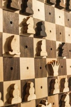 Chess, Vertical Chess