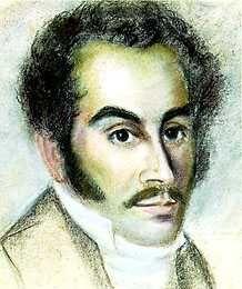 2. El nació en Caracas, Venezuela en el veinticuatro de julio en 1783.