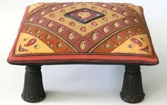 Indian Footstool