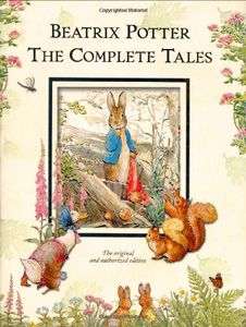 Free Book Friday today at Joyous Notions! Enter to win a hardback copy of Beatrix Potter - The Complete Tales | www.joyousnotions.com