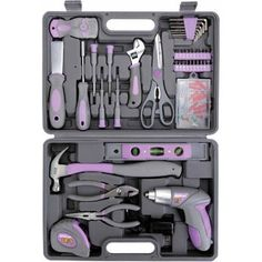 Buy Hyper Tough 44-Piece Home Repair Tool Kit at Walmart.com