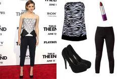 How to Dress Like Emma Watson, Cheap Fashion, Style Ideas | Teen.com