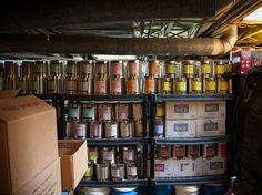 Practical Preppers of Doomsday Preppers notes on food storage    http://channel.nationalgeographic.com/channel/doomsday-preppers/articles/food-storage/#