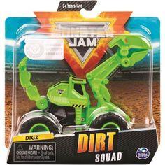 You Monster, Monster Jam, Toy Trucks, Monster Trucks, Build Your Own, Stunts, Diecast, Squad, Behind The Scenes