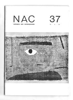 Copertina #NAC 37/1970  Paul Klee, L'occhio, 1938