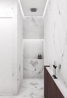 Bathroom by Mattias Schlachet Architecture
