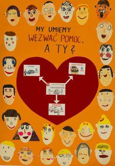 pierwsza pomoc / first aid / edukacja / education / children / szko?a / school / poster First Aid, School, Movie Posters, Education, Children, Young Children, First Aid Kid, Boys, Film Poster