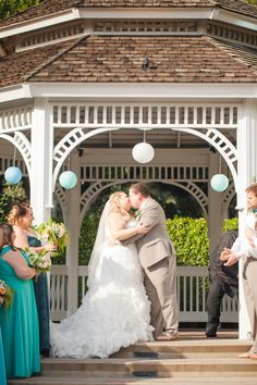 Disneyland Hotel Wedding // Casey H Photos