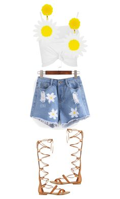 """""""Sin título #68"""" by fixapayno on Polyvore featuring moda, Topshop y GUESS"""