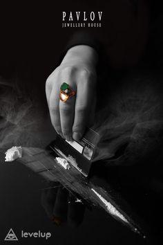 PAVLOV jewellery & LEVELup #pavlov#pavlovjewelry#jewelry