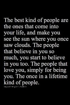 Best people to have in your life