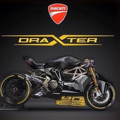 Check this out. Ducati Draxter concept bike based on the XDiavel World. #asvinventions #ducati #draxter #XDiavel #thebikedoctor