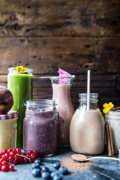 Freezer Smoothie Packs 6 Ways | Source