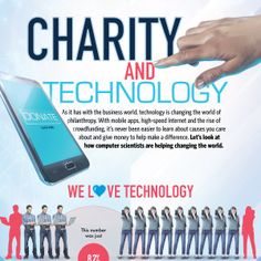 Charity and Technology: How Tech Is Changing Philanthropy