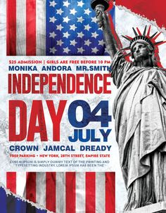Download the Independence Day Event Free Flyer Template! - Free 4th of July Flyer, Free Club Flyer, Free Flyer Templates, Free Party Flyer - #Free4thofJulyFlyer, #FreeClubFlyer, #FreeFlyerTemplates, #FreePartyFlyer - #4ThJuly, #Club, #Event, #IndependenceDay, #Nightclub, #Party