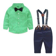 6f960f70a Cheap boys clothes Buy Quality baby boy clothes 2016 directly from China boy  brand clothes Suppliers: Baby Boy Clothes 2016 Spring New Brand Gentleman  Plaid ...