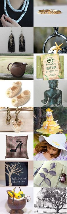 The Sun came out Today... by Irit on Etsy--Pinned with TreasuryPin.com