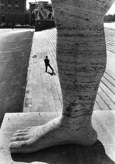 "furtho: "" Lasse Persson's photograph of Rome, 1968 (via Rabih Alameddine) """