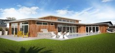 Homepacks Wrenley architectural house plan