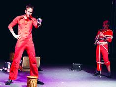 A Cia. apresenta 3 espetáculos circenses com entrada Catraca Livre.