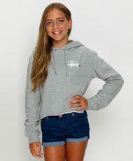 Stussy Girls Graffiti Sweatshirt