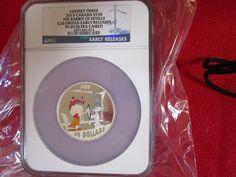 Canada $30 2 oz Silver Looney Tunes Rabbit Seville NGC PF69 Bugs Bunny Elmer Fud