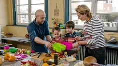 Deze week kookt Sofie op de school van Staf Coppens