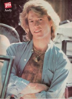 Andy Gibb Mrs Susan Ansley Klok here in New Zealand