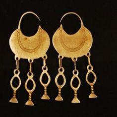 Ethnic Jewelry, Egyptian Jewelry, Ancient Jewelry, Bohemian Jewelry, Jewelry Art, Silver Jewelry, Vintage Jewelry, Jewelry Accessories, Handmade Jewelry