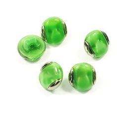 streitstones 5 Stück Glasknopf 11 mm mit Öse in der Farbe grün-seide-platin bis zu 50 % Rabatt streitstones http://www.amazon.de/dp/B00TSQ7KUU/ref=cm_sw_r_pi_dp_dMh6ub06EMVJ6, buttons, Glasknopf, button, Glasknöpfe, Knopf, Glas, streitstones, Material, diy, DIY