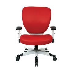 Office Star Professional Air Grid Deluxe Task Chair space seating from jal with flip arm | task seating | pinterest