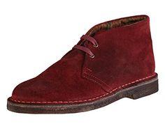 Made in Italia Damen Shoes Desert Boot, dunkelrot, 36 EU Desert Boots, Lace Up Flats, Partner, Best Deals, How To Make, Link, Shoes, Fashion, Italia