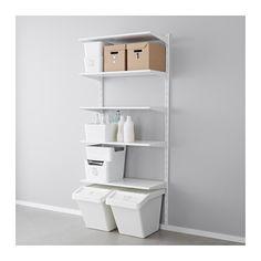 ALGOT Wandschiene/Böden - IKEA