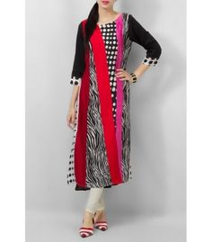 Kurti is a well known dress among women specially So we provide best products to our customers. We does not compromise with the quality of products young girls. Indian Designer Outfits, Indian Outfits, Bridal Dresses Online, Indian Clothes, Kurti, Duster Coat, Kimono Top, Jackets, Tops