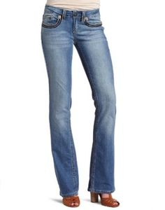 YMI Juniors Boot Core Five Pocket Jean $29.99