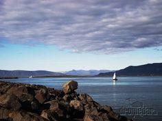 coast of Reyjkavik, Island ,