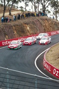 2002 Bathurst 1000 Forest Elbow