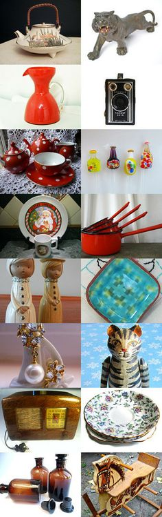 Black Friday Sale = Cyber Monday - At The Vintage Lane by Kady at https://www.etsy.com/shop/ArtsCollectiblesbyKT
