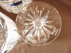 Waterford Marquis, Waterford Crystal, Lead Crystal Glasses, White Wine, Wine Glass, Beverages, How To Apply, Ice, China