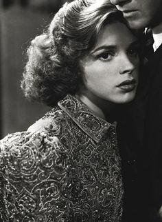 "Judy Garland in ""Presenting Lily Mars"" (1943)."