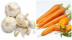 Nước ép tỏi cà rốt: Thức uống tuyệt vời không thua kém bất cứ loại vitamin nào