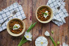 Moroccan Lentils wit
