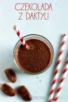 jadłonomia · roślinne przepisy: Gorąca czekolada z daktyli