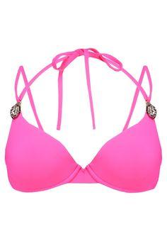 Versace BikiniTop fuxia Bekleidung bei Zalando.de | Material Oberstoff: 72% Polyamid, 28% Elasthan | Bekleidung jetzt versandkostenfrei bei Zalando.de bestellen!