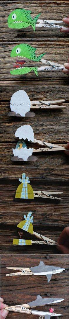 clothes peg craft