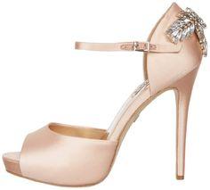 Amazon.com: Badgley Mischka Women's Nessa Pump: Badgley Mischka: Shoes