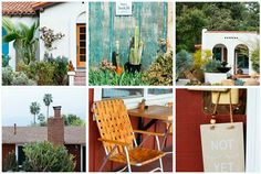 day tripping: a visit to ojai...textures are so great