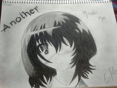 Misaki Mei Amo este dibujo!!! Es mi favorito *-*