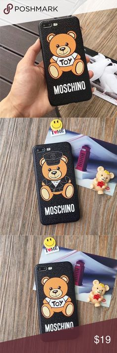 iPhone case Brand new Moschino Accessories Phone Cases